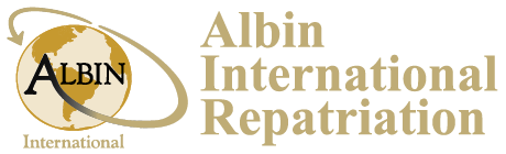 Albin International Repatriation